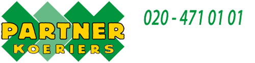 Partner Koeriers, uw partner in transport Logo